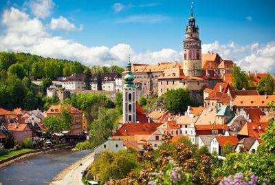 Лагерь в Праге с изучением английского